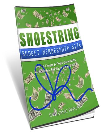 Shoestring Budget Membership Lead Generation MRR