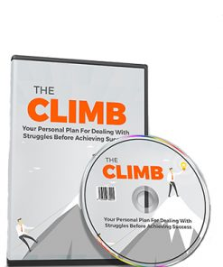 The Climb PLR Ebook and Videos