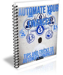 Automate Your Finances PLR Report