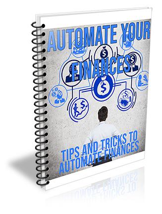 Automate Your Finances PLR Report