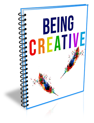 Being Creative PLR Report