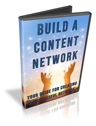 Build a Content Network PLR Audio