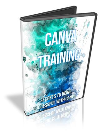 Canva Training PLR Videos