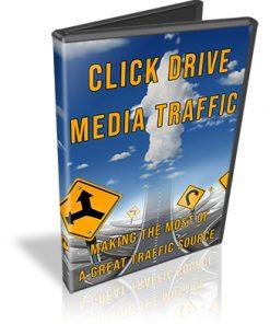Click Drive Media Traffic PLR Videos