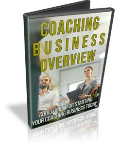 Coaching Business Overview PLR Audio
