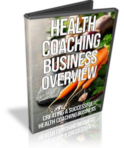 Health Coaching Business Overview PLR Audio