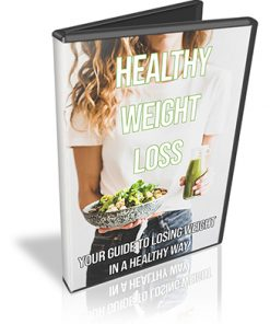 Healthy Weight Loss PLR Audios