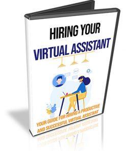 Hiring Your Virtual Assistant PLR Videos