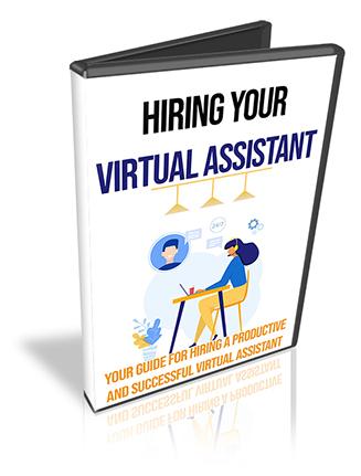Hiring Your Virtual Assistant PLR Videos