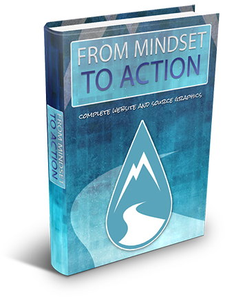 From Mindset to Action Ebook and Videos MRR