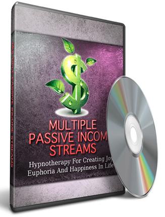 Multiple Passive Income Streams MRR Audio