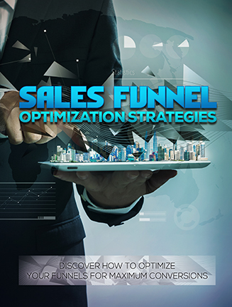 Sales Funnel Optimization Strategies Ebook and Videos MRR