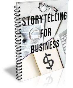 Storytelling for Business PLR Report