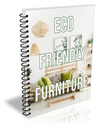 Eco Friendly Furniture PLR Report