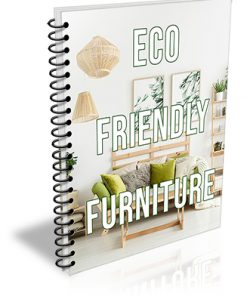 Eco Friendly Furniture PLR Report