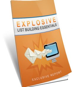 Explosive Listbuilding Essentials Lead Generation MRR