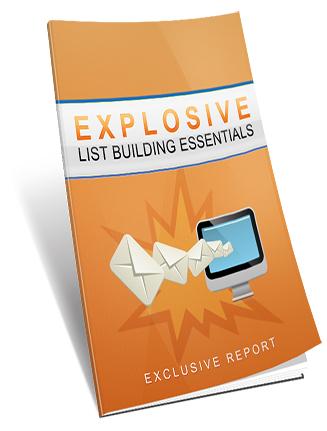Explosive Listbuilding Essentials Lead Generation MRR