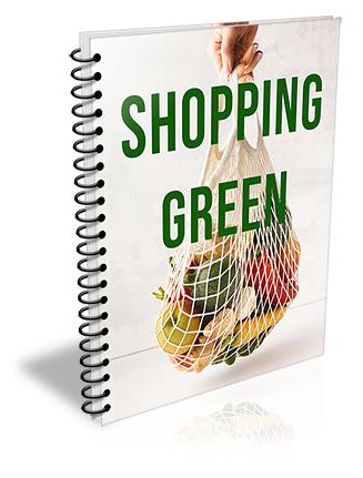Shopping Green PLR Report