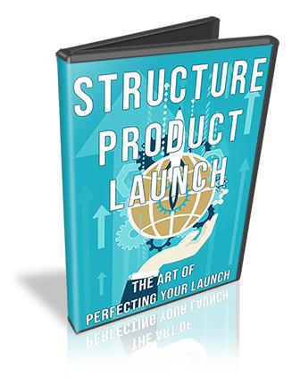 Structure Product Launch PLR Audio