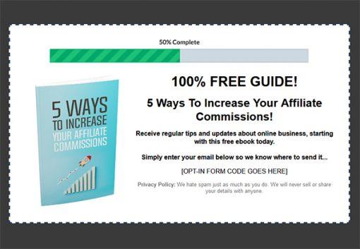Affiliate Marketing Success Ebook MRR
