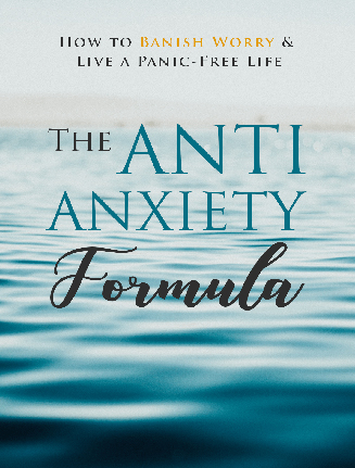 Anti-Anxiety Formula Ebook and Videos MRR