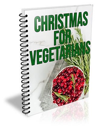 Christmas for Vegetarians PLR Report