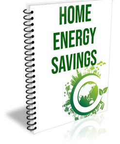 Home Energy Savings PLR Report