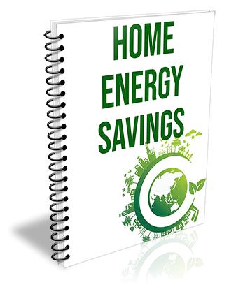 Home Energy Savings PLR Report