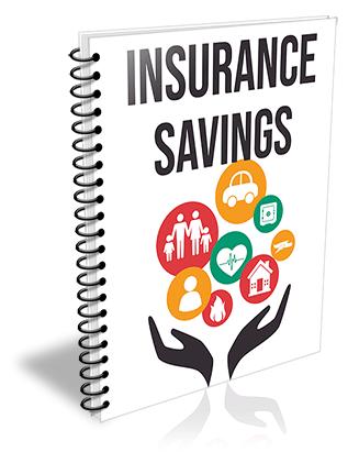 Insurance Savings PLR Report