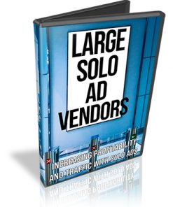 Large Solo Ad Vendors PLR Videos