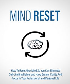 Mind Reset Ebook and Videos MRR