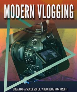 Modern Vlogging Success Ebook and Videos MRR