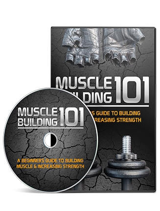 Muscle Building 101 Ebook and Videos MRR
