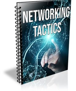 Networking Tactics PLR Report