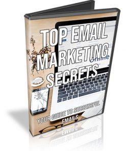 Top Email Marketing Secrets PLR Videos
