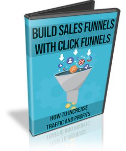 Build Sales Funnels with Click Funnels PLR Videos