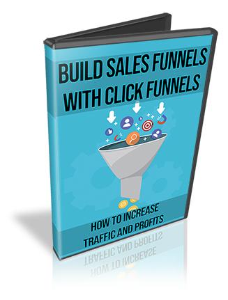 Build Sales Funnels with Click Funnels PLR Videos