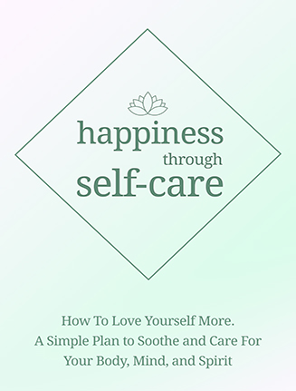 Happiness Through Self Care Ebook and Videos MRR