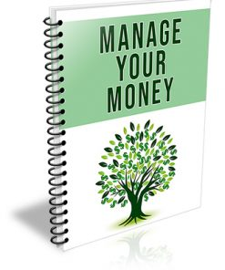 Manage Your Money PLR Report