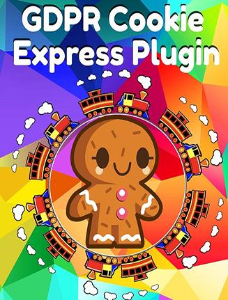 Wordpress GDPR Cookie Plugin PLR
