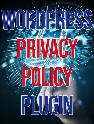 Wordpress Privacy Policy Plugin PLR