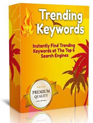 Wordpress Trending Keywords Plugin PLR