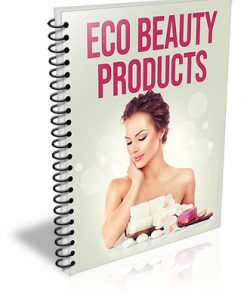 Eco Beauty Products PLR Report