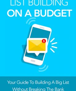 List Building on a Budget Ebook MRR