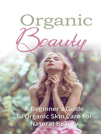 Organic Beauty Ebook MRR