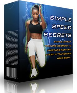 Running - Simple Speed Secrets Ebook and Videos MRR