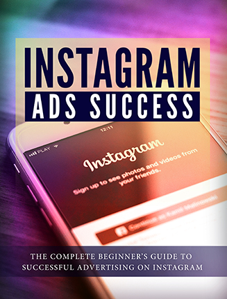 Instagram Ads Success Ebook and Videos MRR