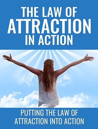 Law of Attraction in Action Ebook and Videos MRR