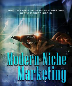 Modern Niche Marketing Ebook and Videos MRR