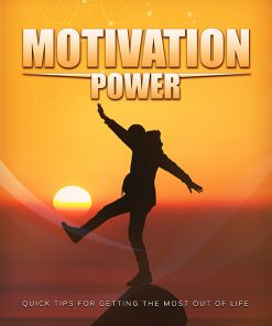 Motivation Power Ebook with Master Resale Rights